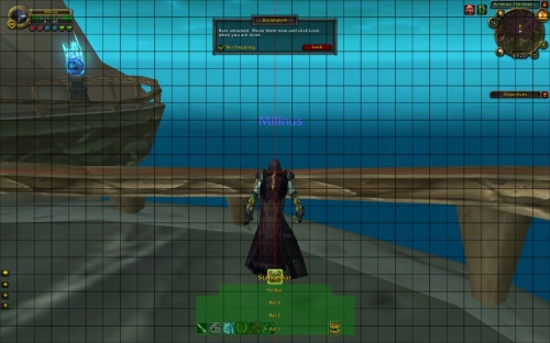 The Align Addon in action